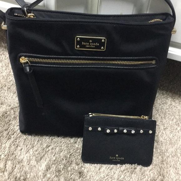 kate spade Handbags - Kate Spade black cross body